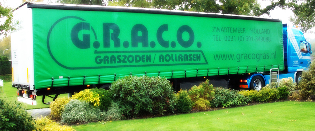 Trailer Graco Graszoden